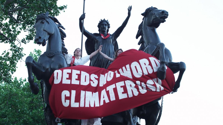 Climate Rush, London