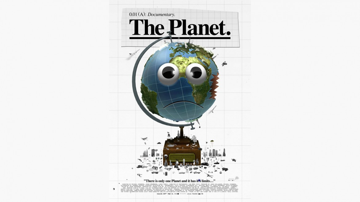 The Planet - movie poster