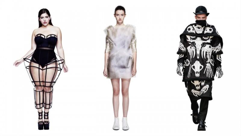 Utopian Bodies - Fashion looks forward Liljevalchs September 25 - 7 februari 2016